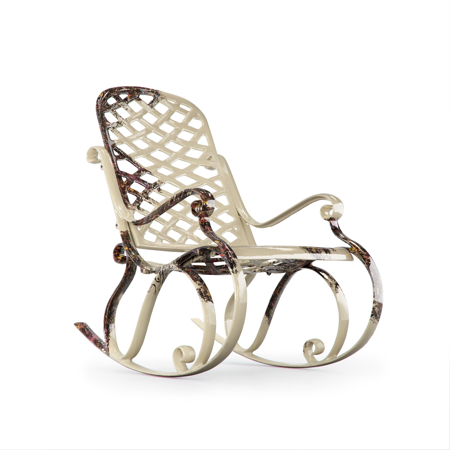 Habana rocking chair